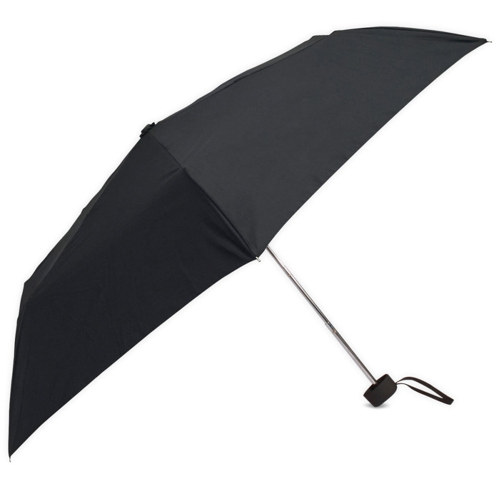 EAGLE CREEK Rain Away Travel Umbrella - BLACK
