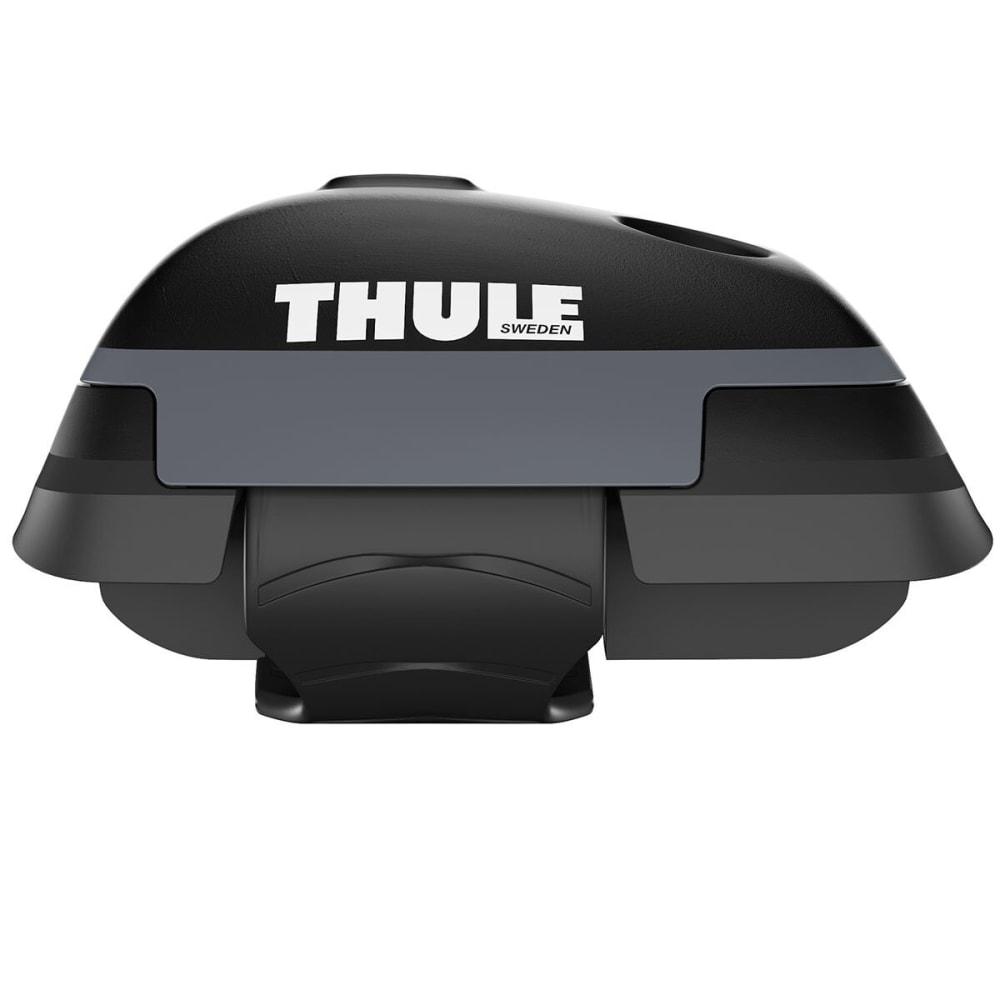 THULE Aeroblade Edge 7501, Raised Rail, Small Silver (1 Bar) - SILVER
