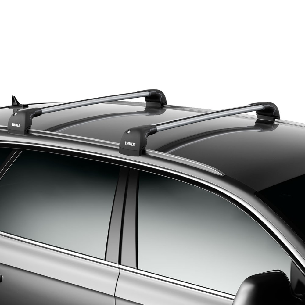THULE Aeroblade Edge 7601, Flush Mount, Small Silver (1 Bar) - SILVER