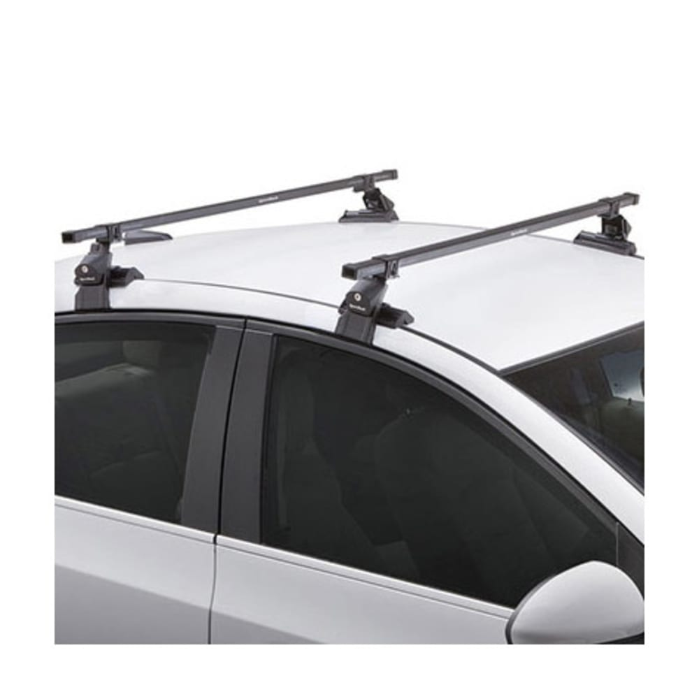 SPORTRACK SR1002 Complete Roof Rack System - NONE