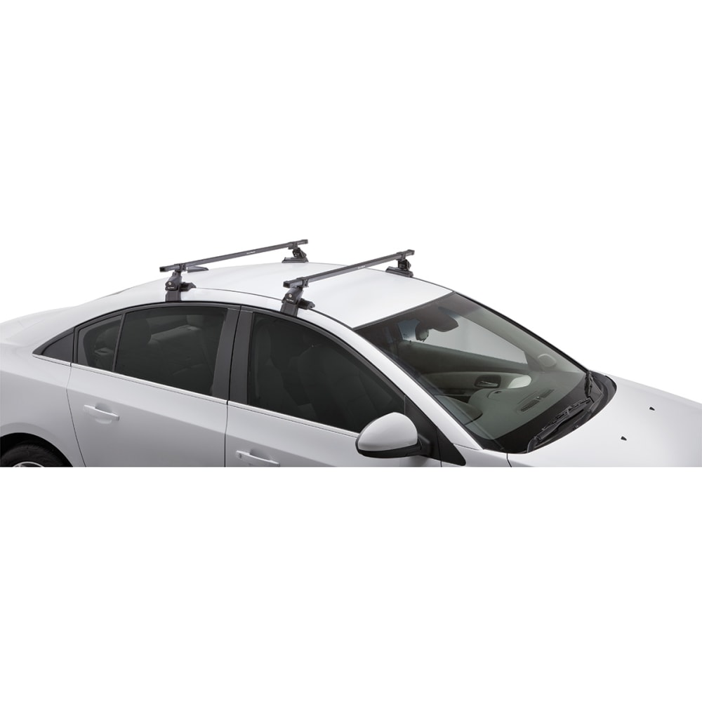 SPORTRACK SR1005 Complete Roof Rack System - NONE