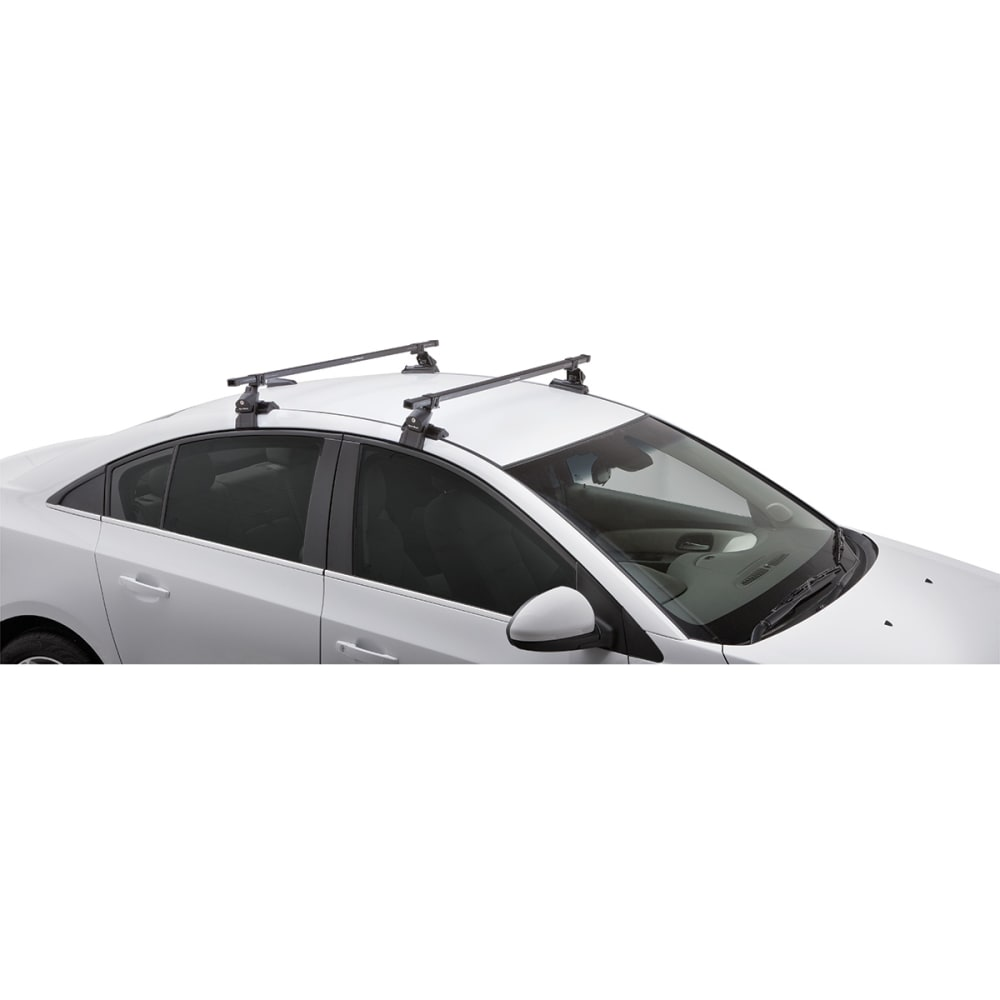 SPORTRACK SR1010 Complete Roof Rack System - NONE