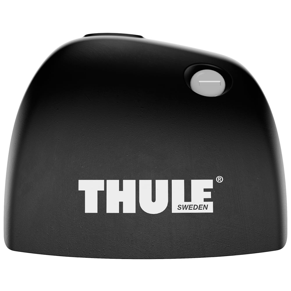 THULE Aeroblade Edge 7604 Flush Mount, XL Silver (1 Bar) - SILVER