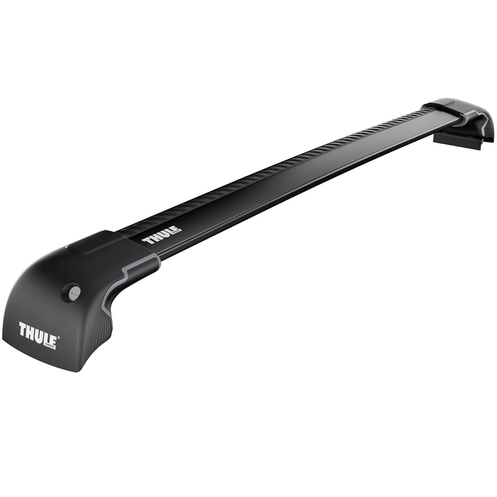 THULE Aeroblade Edge 7604B Flush Mount, XL Black (1 Bar) - BLACK
