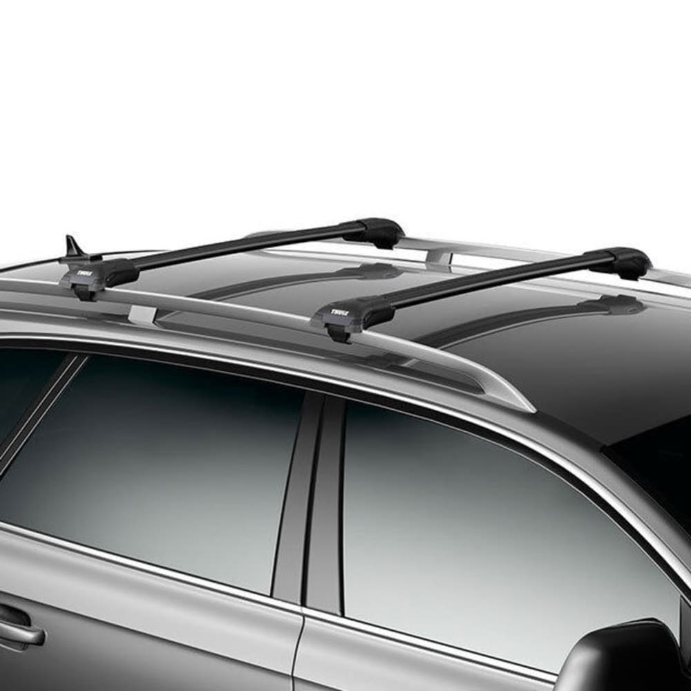 THULE Aeroblade Edge 7503B Raised Rail, Large Black (1 Bar) - BLACK