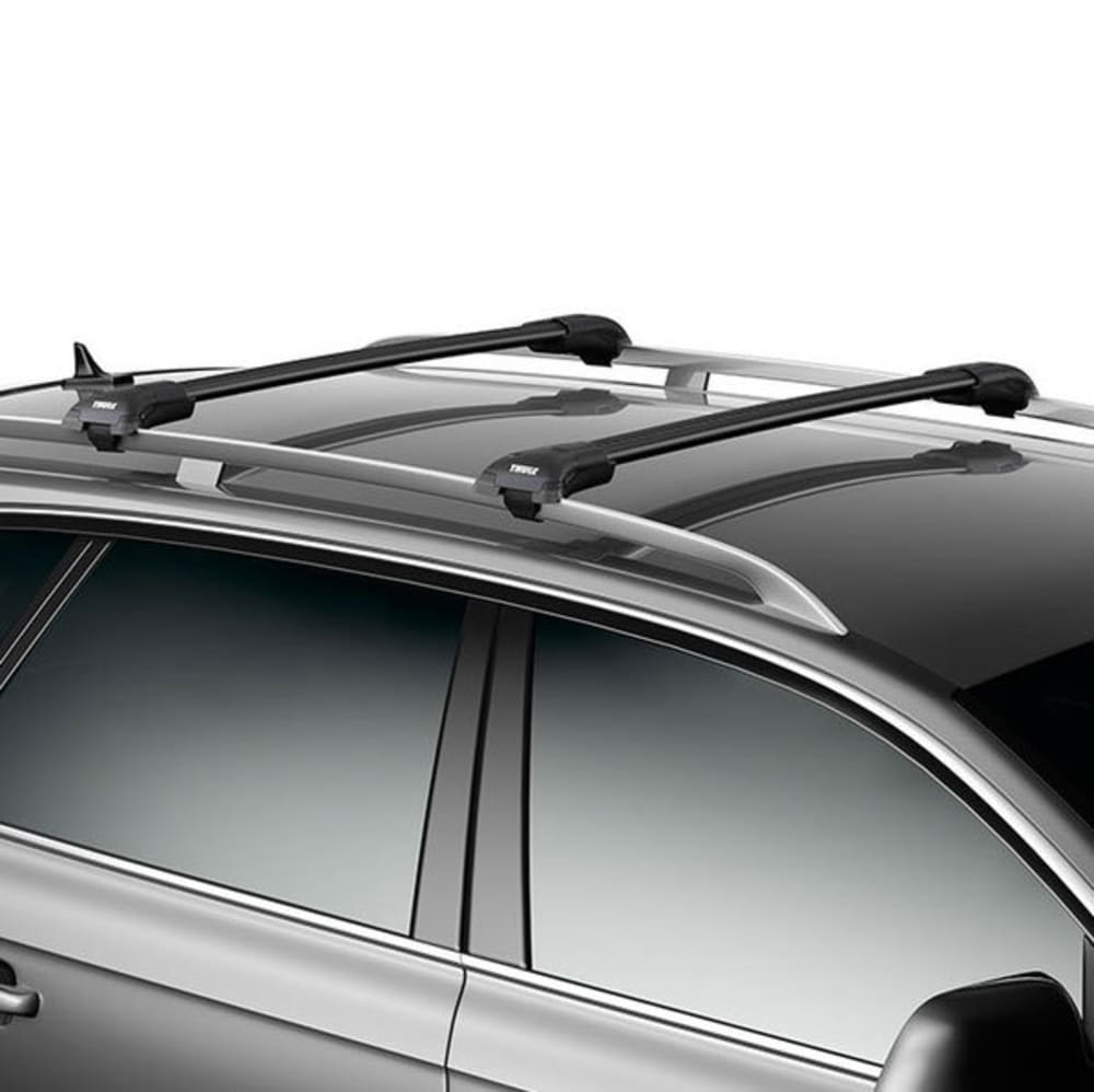 THULE Aeroblade Edge 7504B Raised Rail, XL Black (1 Bar) - BLACK