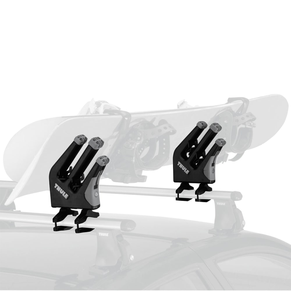THULE 575 Snowboard Carrier - NONE