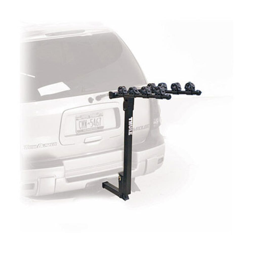THULE 957 Parkway 4-Bike Hitch Carrier, 1.25 in. - NONE