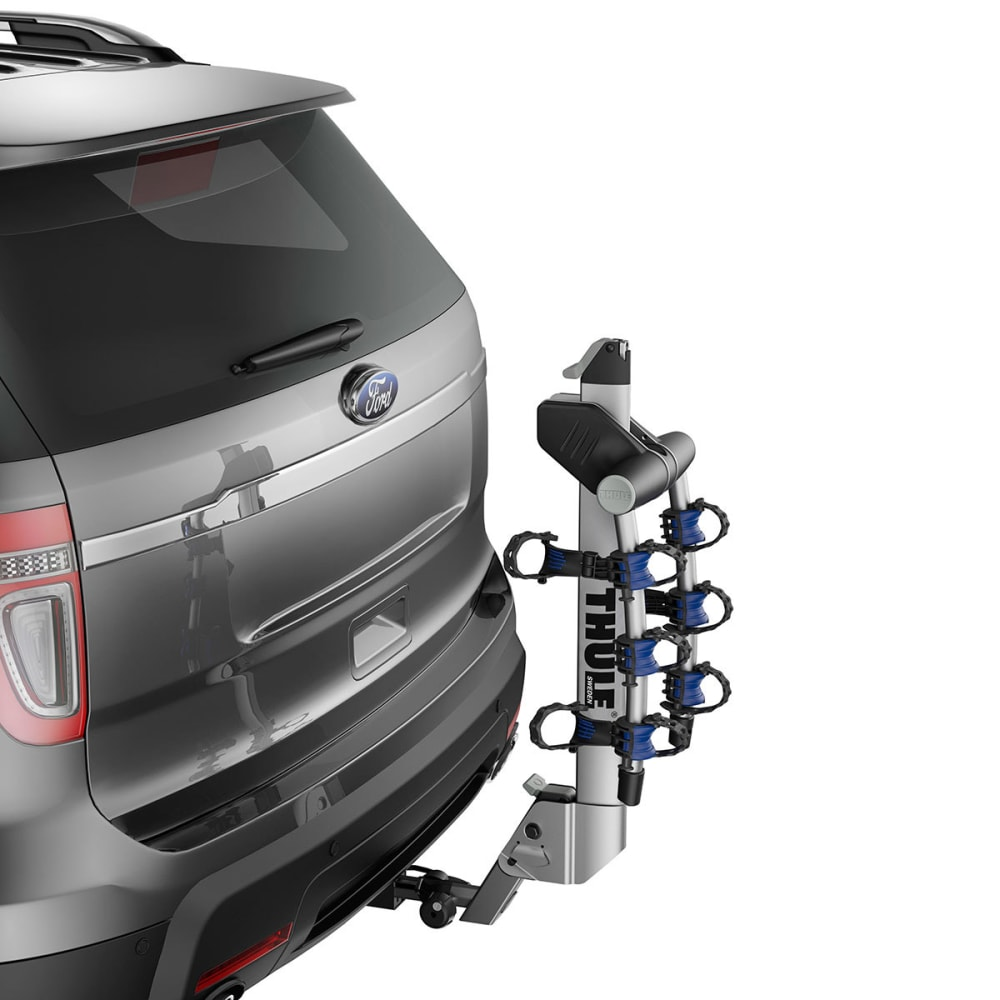 THULE 9043 Helium Aero 3 Bike Carrier - NONE