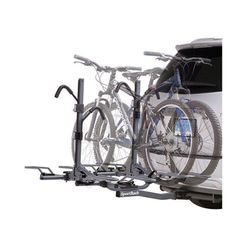 SPORTRACK SR2902LR 4 Bike Locking Platform Hitch Rack - NONE