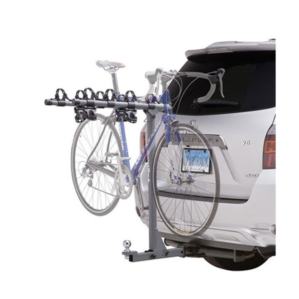 SPORTRACK SR2414 4 Bike Towable Hitch Rack - NONE