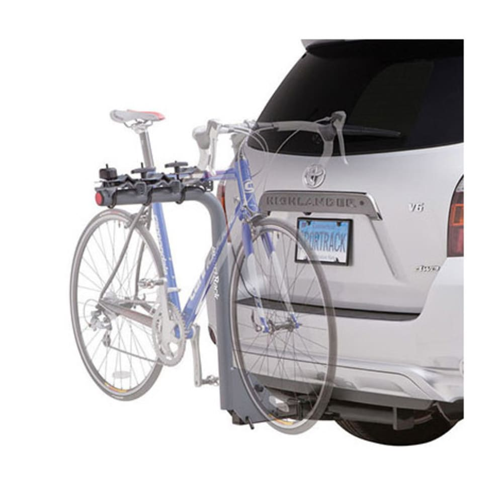 SPORTRACK SR2703 3 Bike Lock and Tilt Hitch Rack - NONE