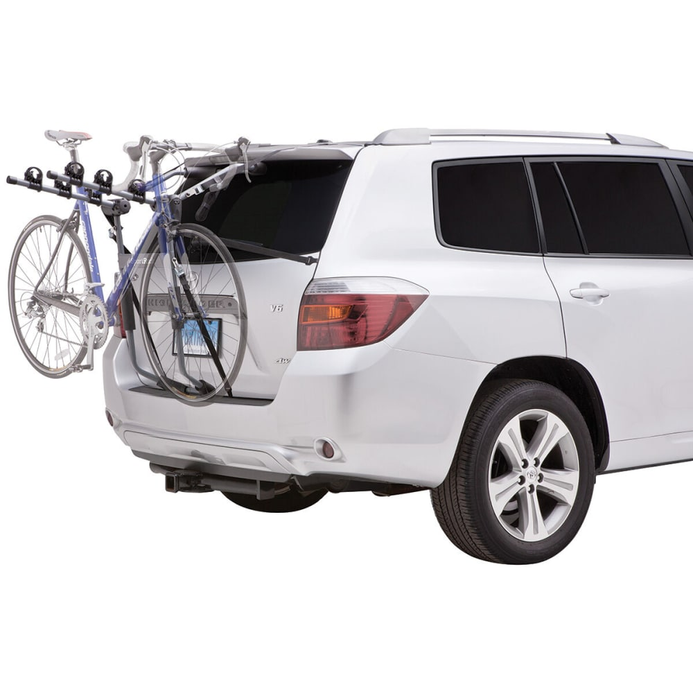 SPORTRACK SR3141 3 Bike Van and SUV Rear Mount Rack - NONE