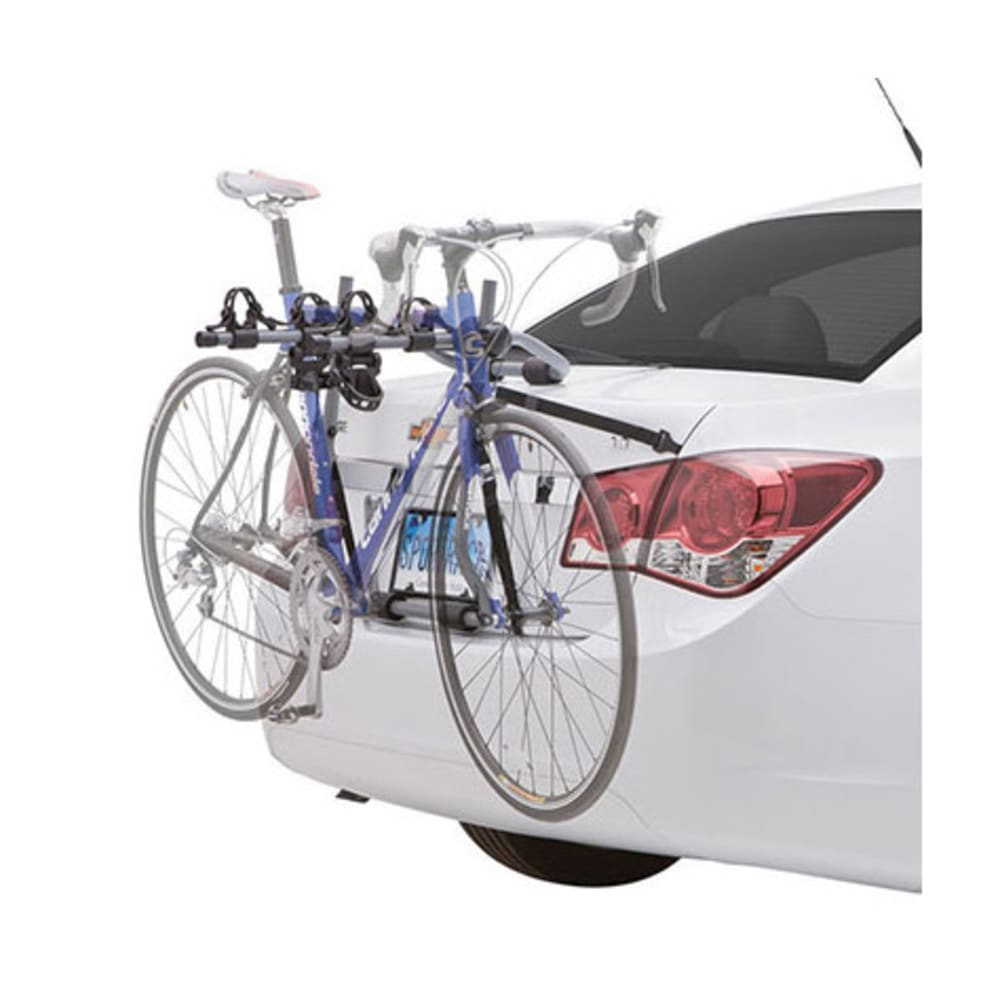 SPORTRACK SR3161 2 Bike Anti-Sway Trunk Mount Rack - NONE