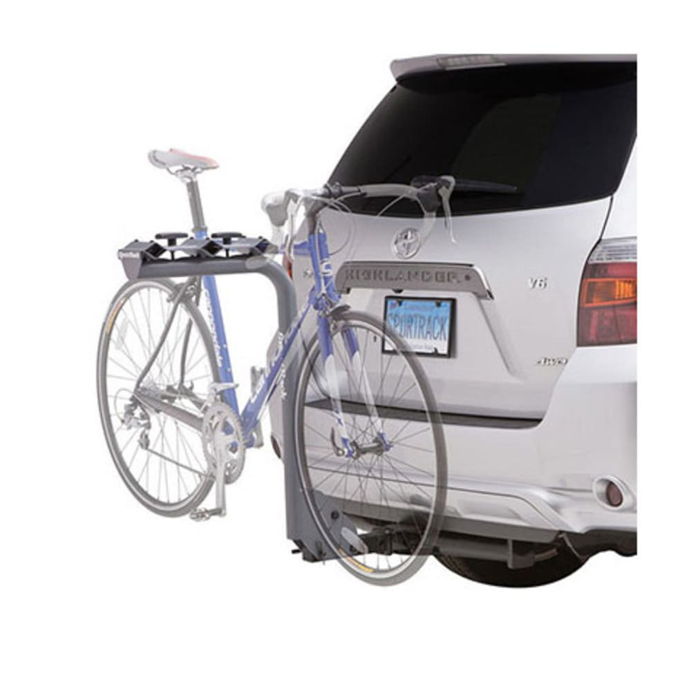 SPORTRACK SR2603 3 Bike Tilting Hitch Rack - NONE