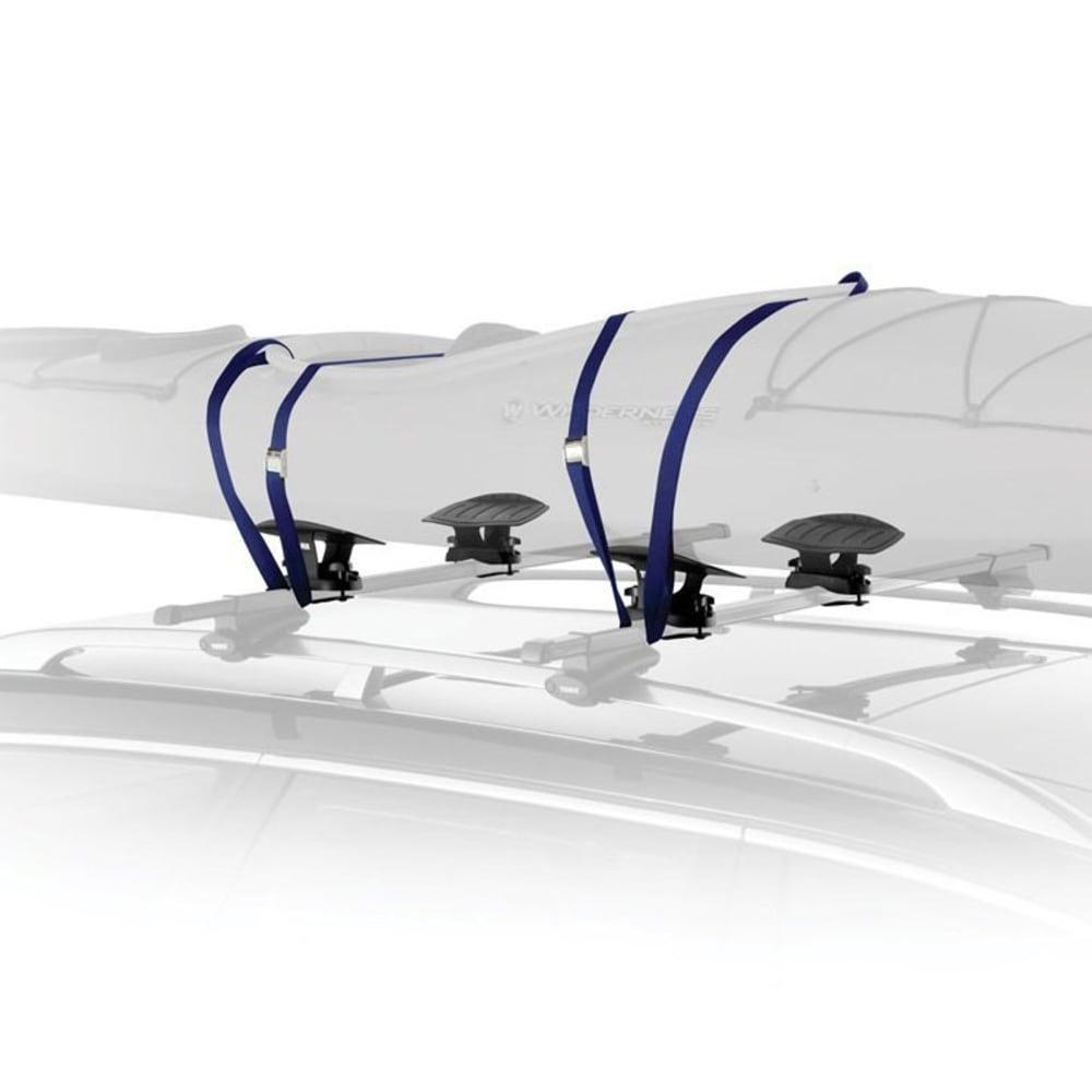 THULE 881 Top Deck Kayak Saddles - NONE