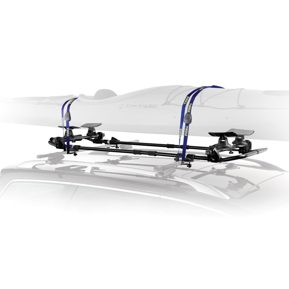 carrier cargo thule free racks a carriers on port folding kayak hull shipping rack roof lg