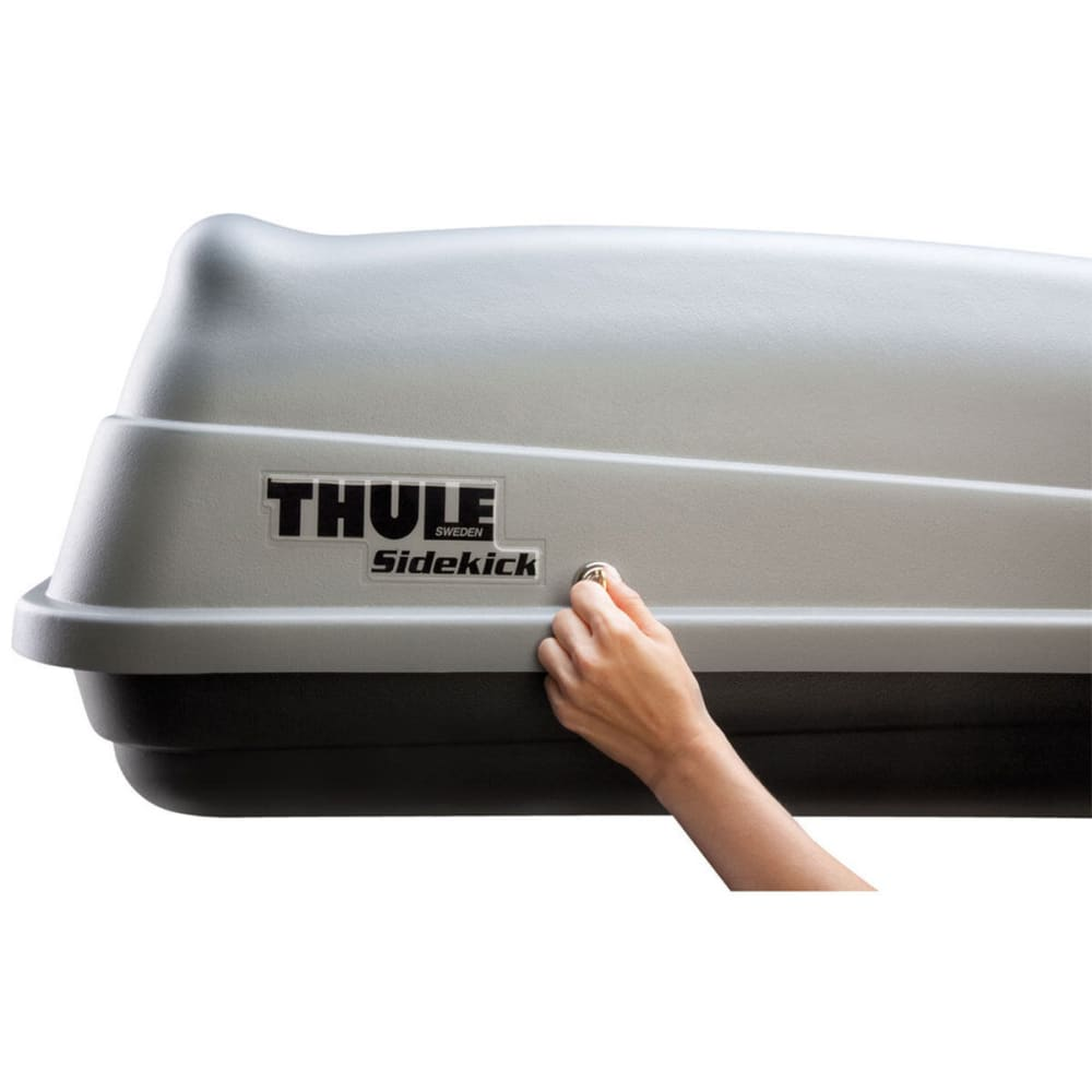 THULE 682 SideKick Cargo Box - NONE