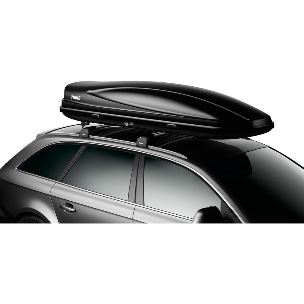 THULE 626 Force XXL Cargo Box - BLACK
