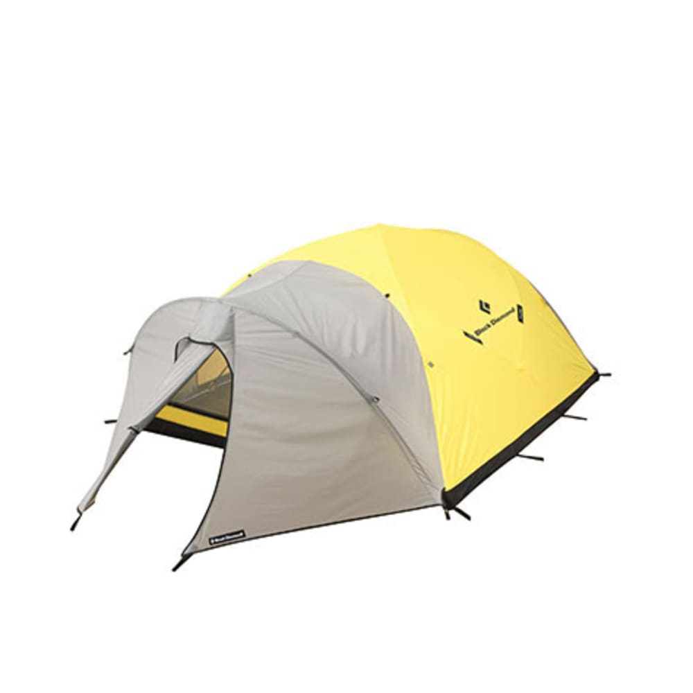 BLACK DIAMOND Bombshelter Tent - YELLOW