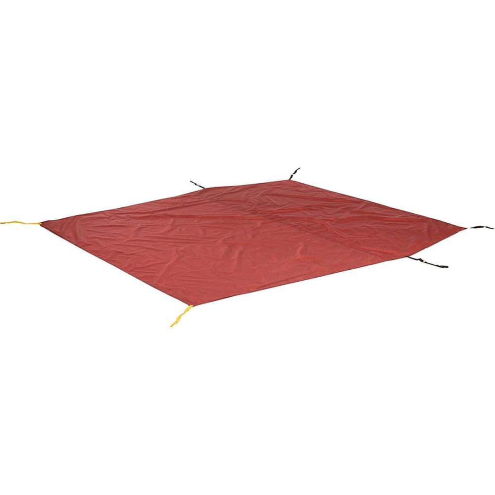 BIG AGNES Big House 6 Footprint - RED