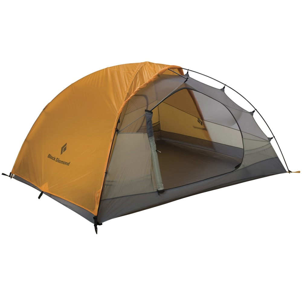 BLACK DIAMOND Vista Tent - MARIGOLD/GREY
