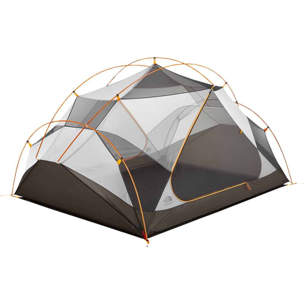 THE NORTH FACE Triarch 3 Tent - SUMMIT GOLD/WEIMARAN