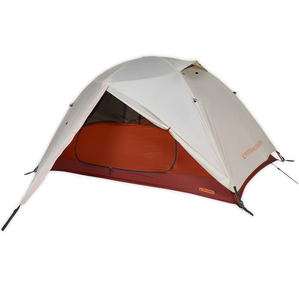 EMS® Refugio 2 Tent - MADDER BROWN