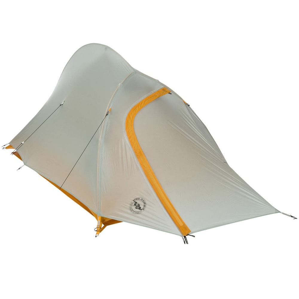 BIG AGNES Fly Creek UL1 Tent - SILVER/GOLD