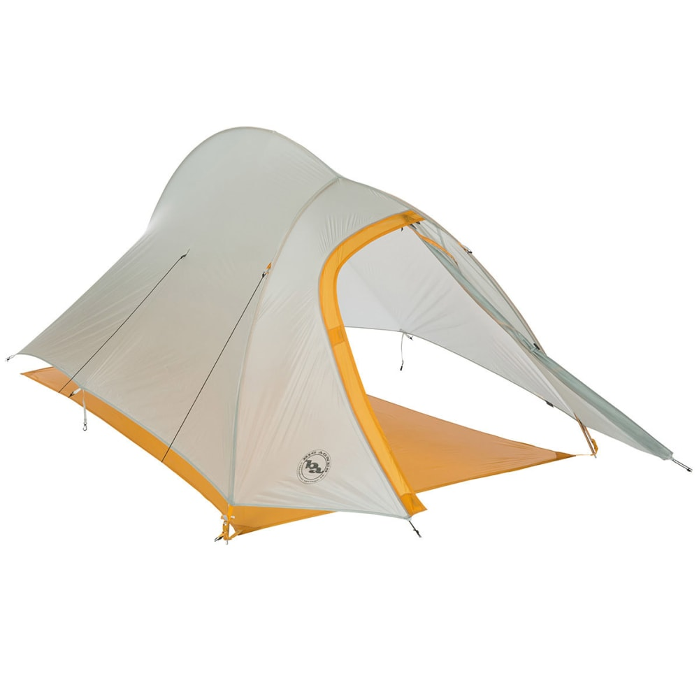 BIG AGNES Fly Creek UL2 Tent - SILVER/GOLD