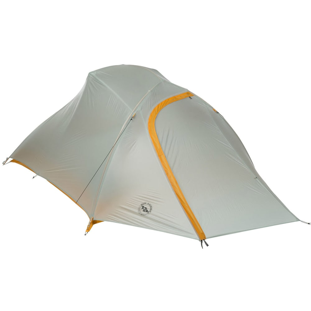 BIG AGNES Fly Creek UL3 Tent - SILVER/GOLD