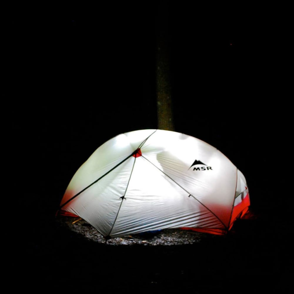 MSR Hubba Hubba NX 2-Person Tent - RED