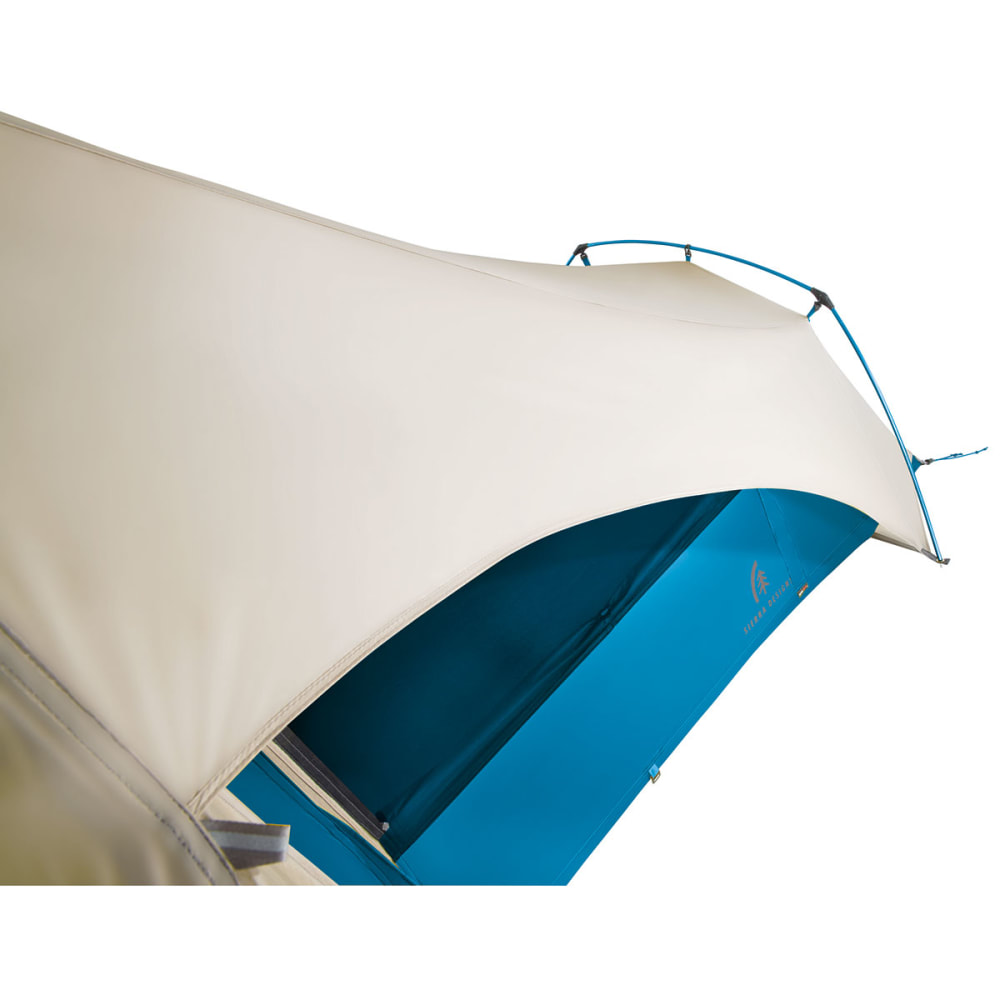 SIERRA DESIGNS Flashlight 2 Tent - ALUMINUM