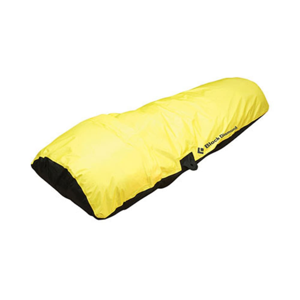 BLACK DIAMOND Big Wall Hooped Bivy - YELLOW