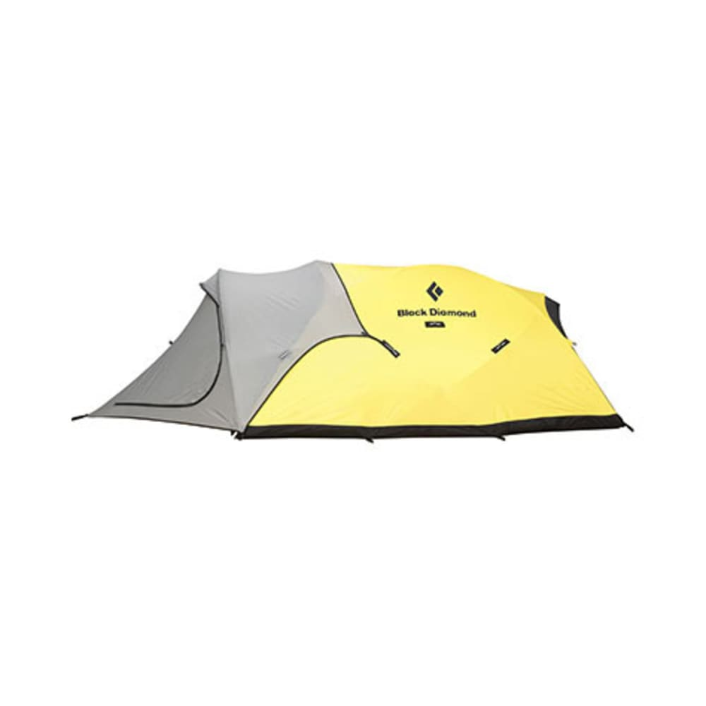 BLACK DIAMOND Fitzroy Tent Vestibule - GREY