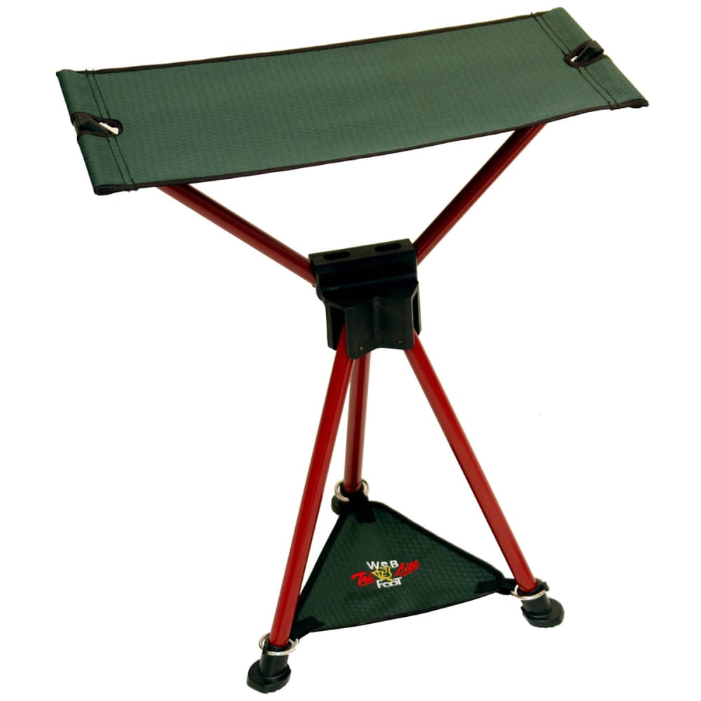 BYER OF MAINE TriLite Stool - GREEN