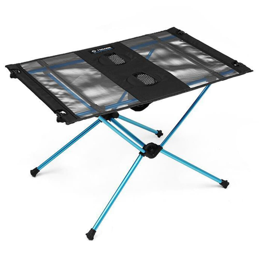 BIG AGNES Table One Helinox Table - BLACK