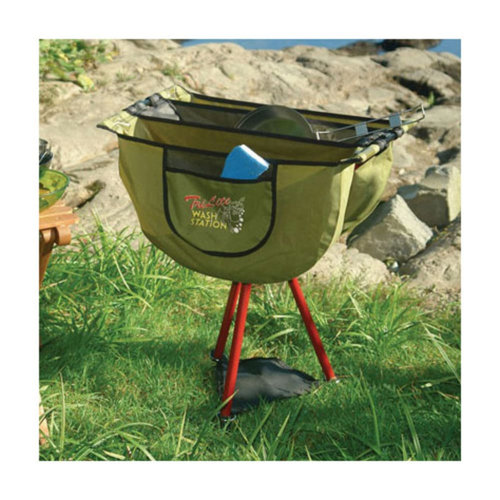 BYER TriLite Wash Station or Stool - GREEN