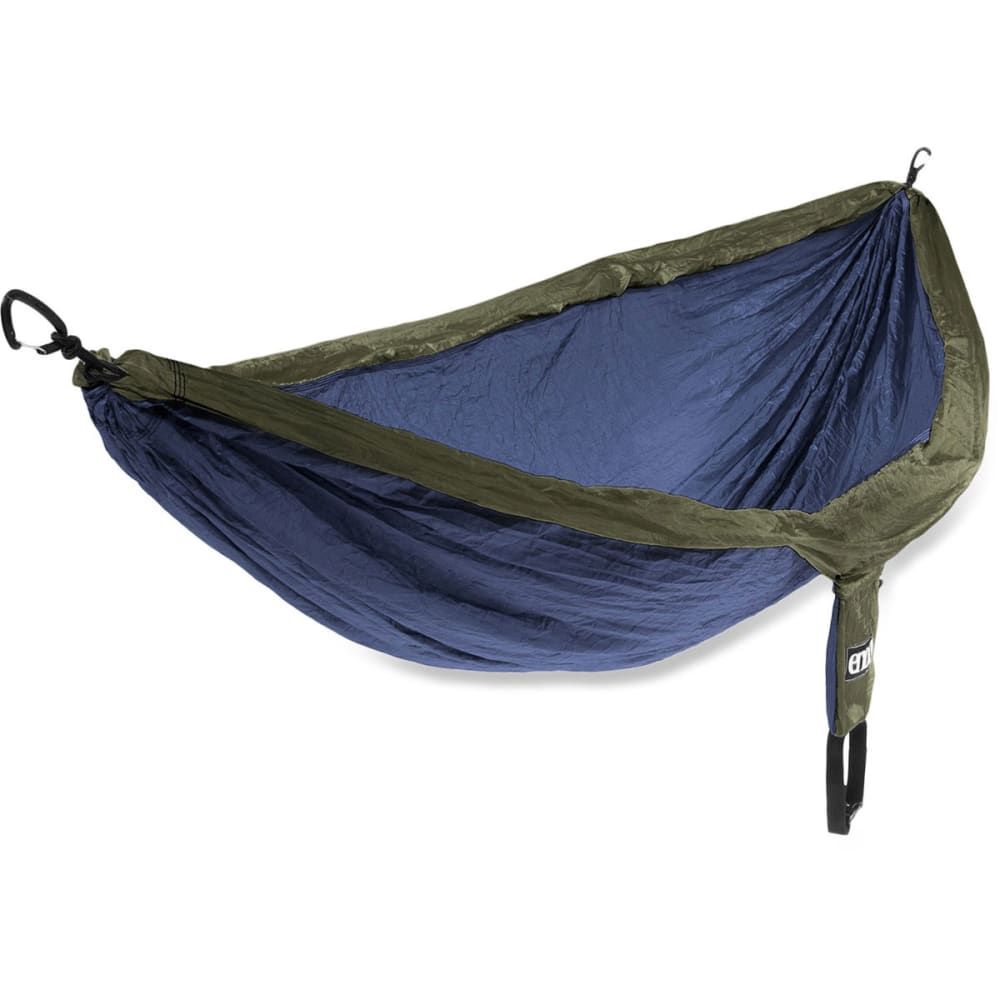 ENO DoubleNest Hammock  - NAVY/OLIVE DH001