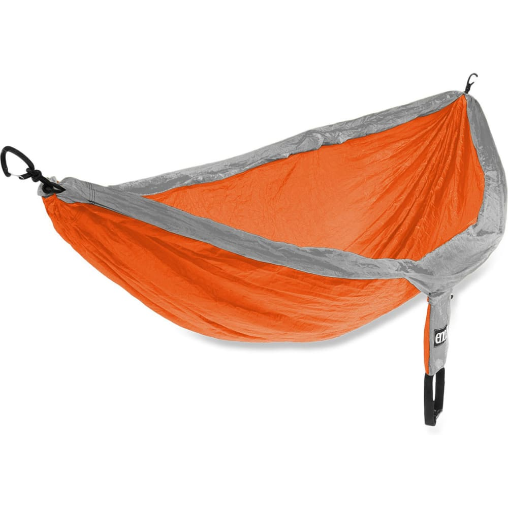 ENO DoubleNest Hammock  - ORANGE/GREY DH006
