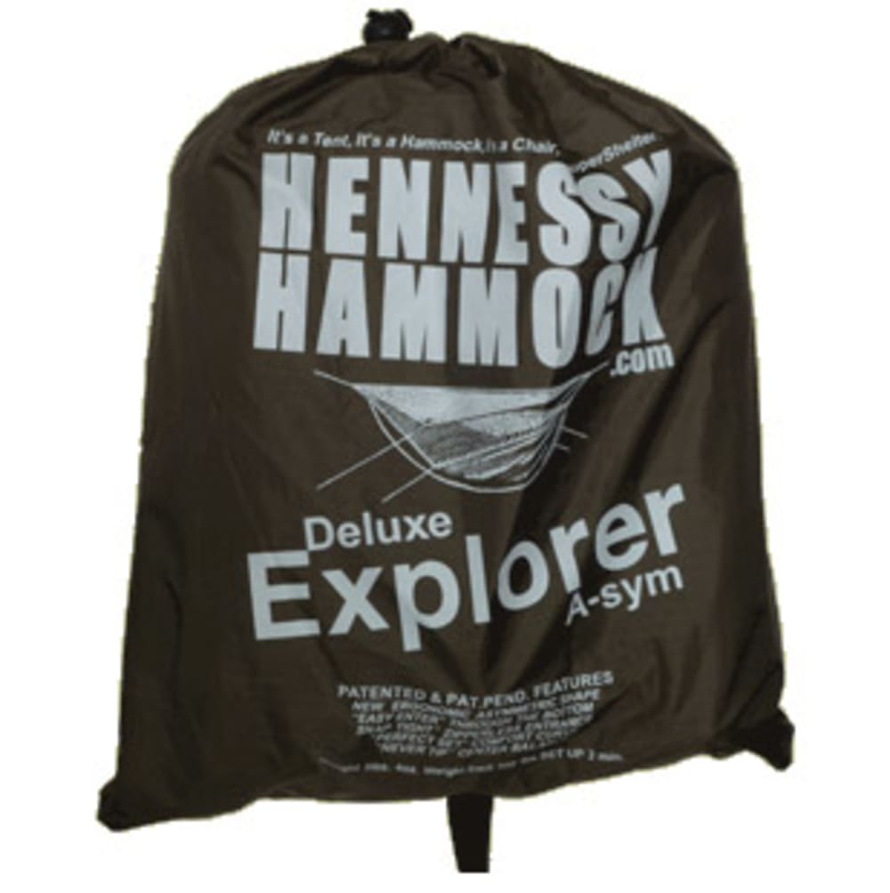 HENNESSY Explorer Deluxe Classic Hammock - NONE
