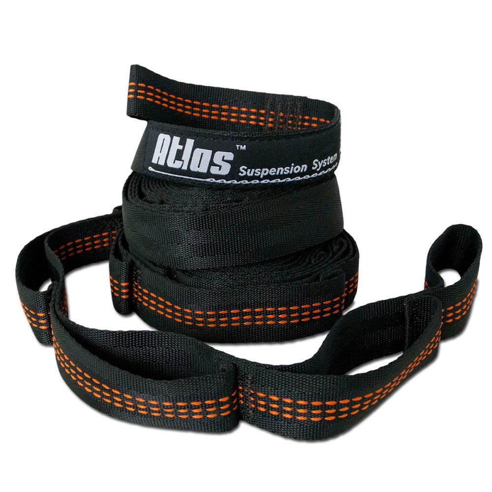 ENO Atlas Hammock Suspension System - BLACK
