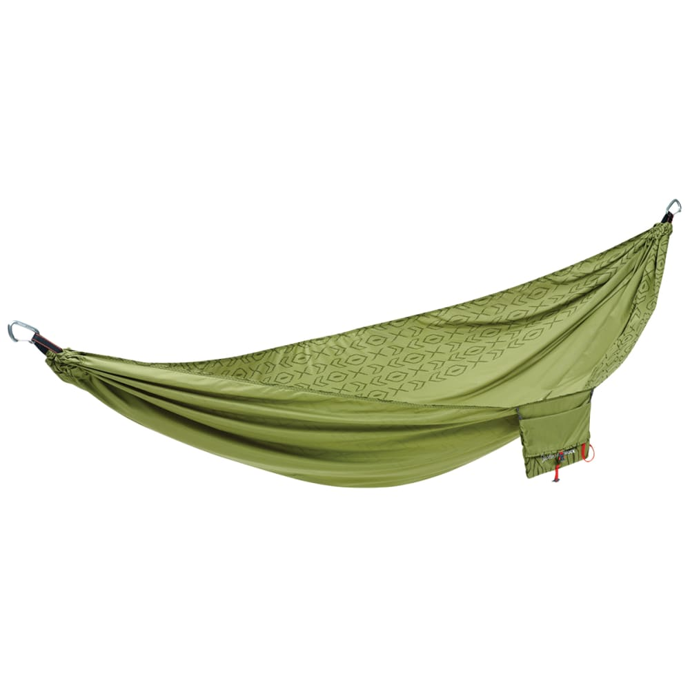 THERM-A-REST Slacker Hammock Single  - SPRING GREEN PRINT