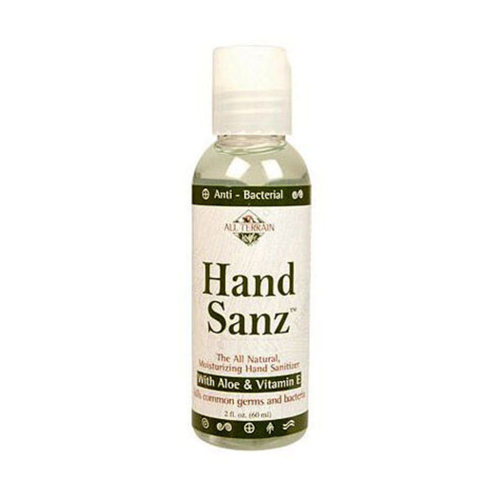ALL TERRAIN Hand Sanz Hand Sanitizer, 2 oz. - NONE
