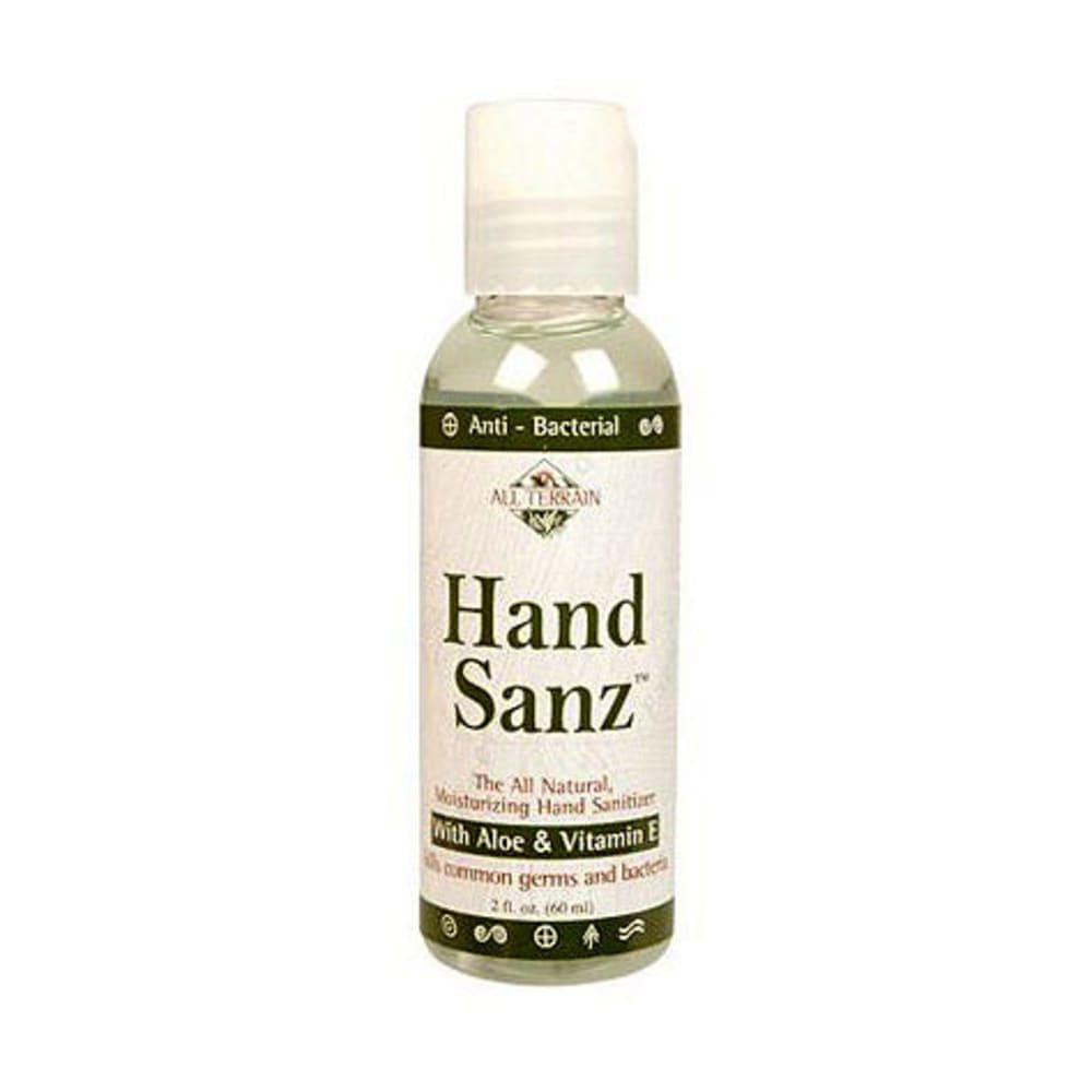 ALL TERRAIN Hand Sanz Hand Sanitizer, 2 oz. - NONE