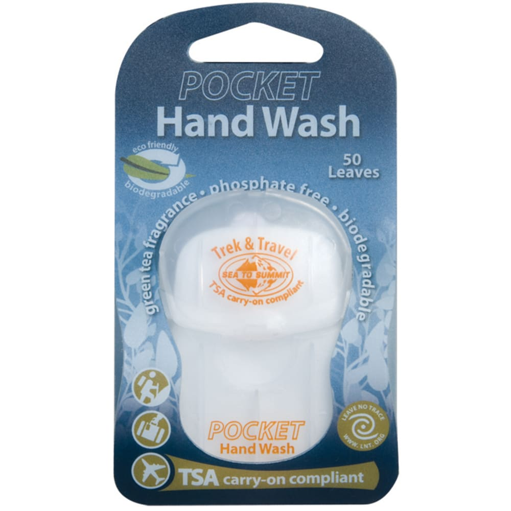 SEA TO SUMMIT Pocket Hand Wash - NONE