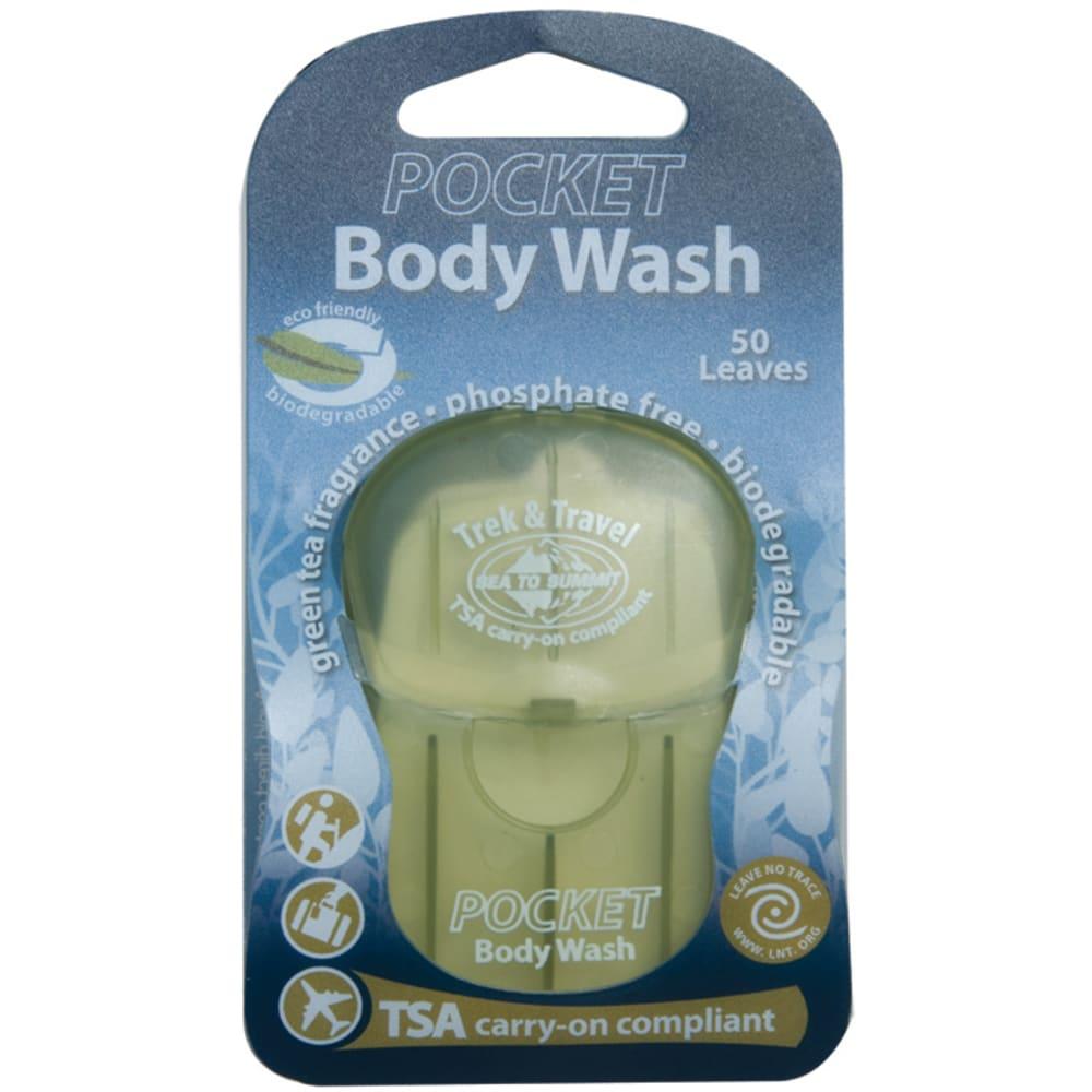 SEA TO SUMMIT Pocket Body Wash - NONE