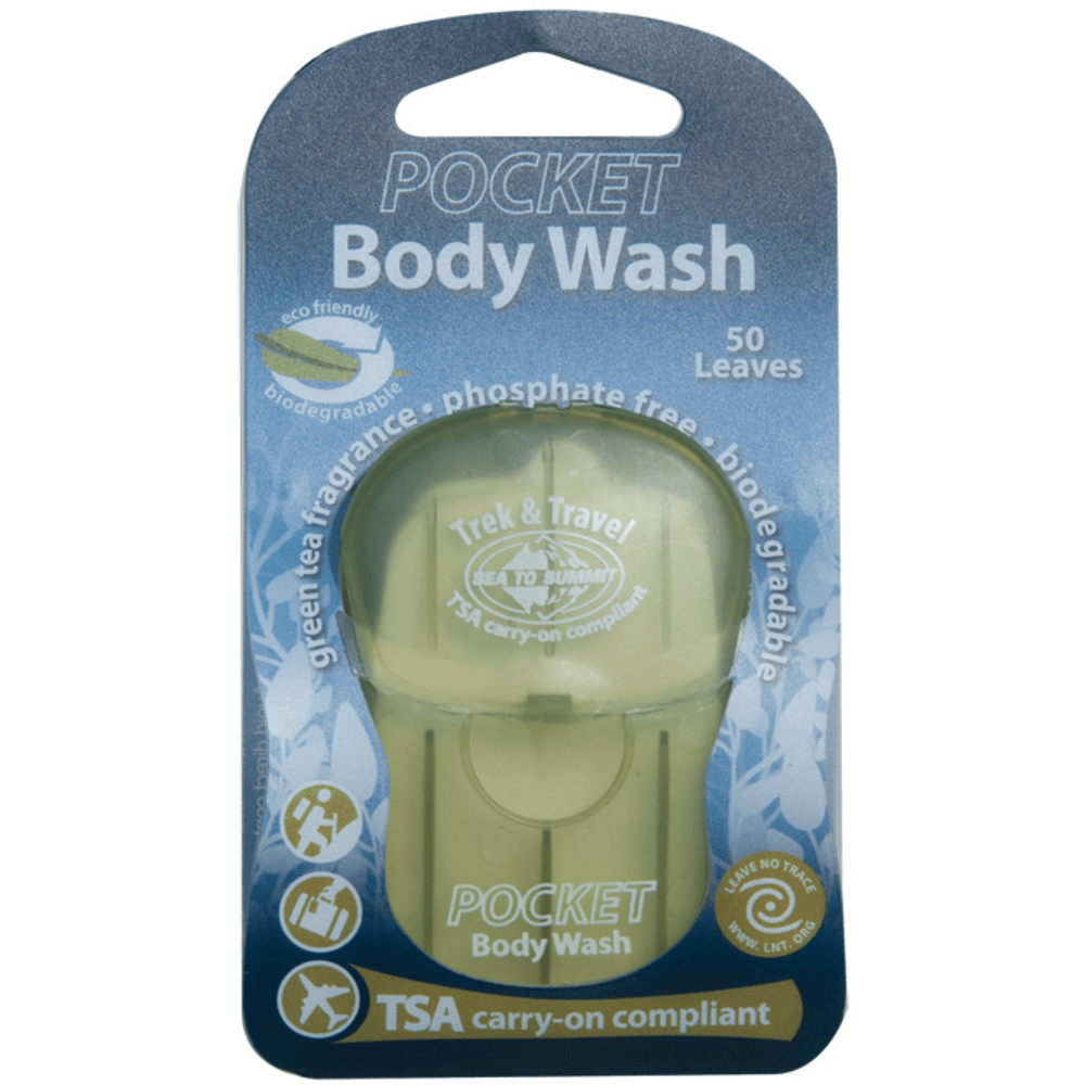 SEA TO SUMMIT Pocket Body Wash - NONE