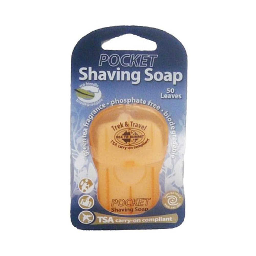 SEA TO SUMMIT Pocket Shaving Soap - NONE