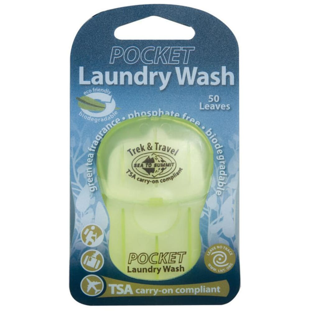 SEA TO SUMMIT Pocket Laundry Wash - NONE